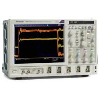 Tektronix DPO7054C осциллограф с цифровым люминофором 4 канала, 500 МГц