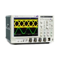 Tektronix DPO70604C осциллограф цифровых и смешанных сигналов 4 канала, 6 ГГц