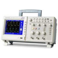 Tektronix TBS1102B цифровой запоминающий осциллограф, 100 МГц, 2 канала, 2 Гвыб/с, TFT