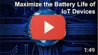 Решения малой мощности для Интернета вещей (IoT)
